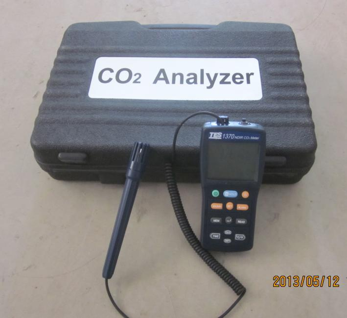 二氧化碳浓度测定仪